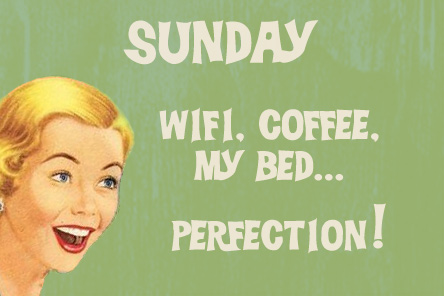 sunday coffee quotes