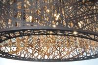 ET2 Inca 9-Light Pendant Bronze E21310-10BZ From Inca ...