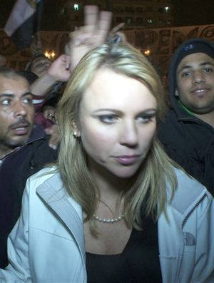 >Taking victim-blaming to new lows: The Spearhead on Lara Logan