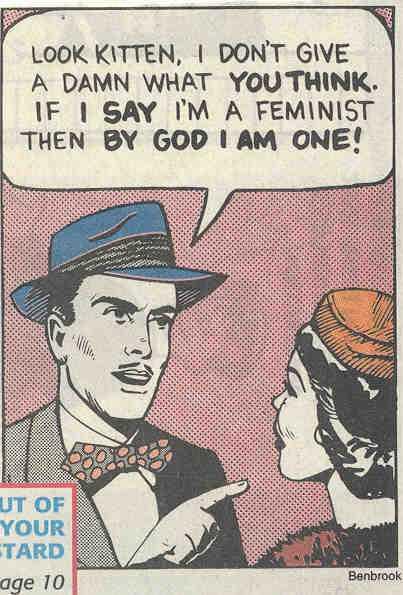 >Disorganized atheistic rectal sodomizing feminists of the world unite!