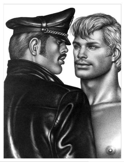 Happy Pride Day, non-existent gay men!