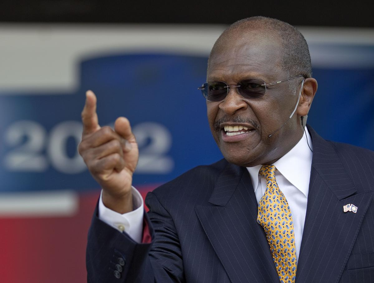 "Some MRAs are rallying around Herman Cain because he's not ""bowing before the golden hoochie."""