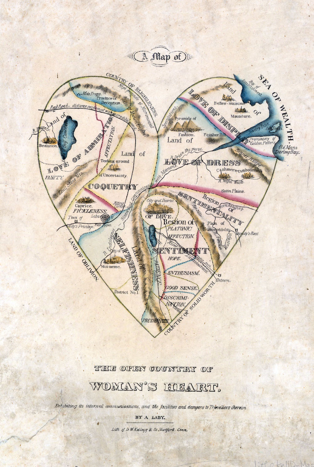 Life Before Feminism: A Map of the Open Country of a Woman's Heart