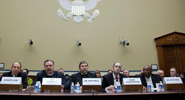 Congress hears testimony on contraception: Once again, men have to do all the work!