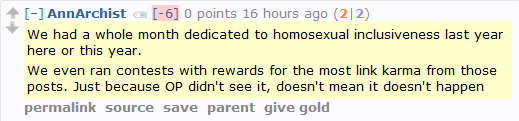 "Men's Rights Redditors teach ""darkbros, homobros and transbros"" a few things about inclusiveness."