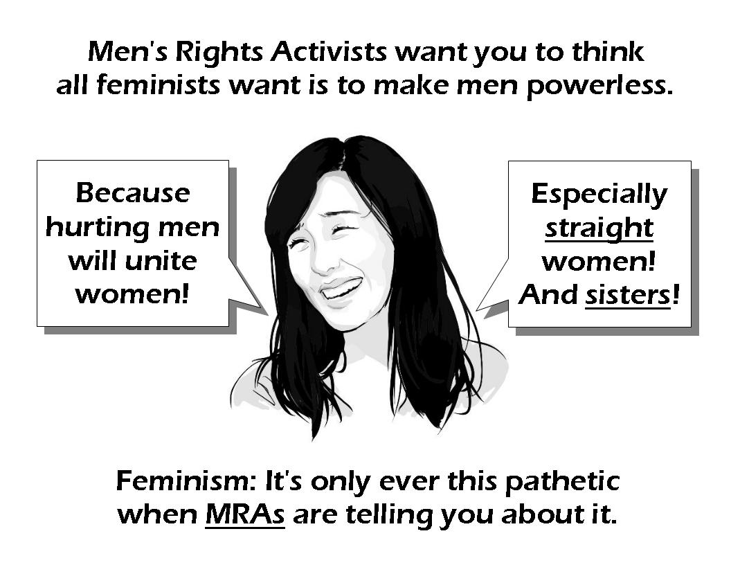 What are the central tenets of Straw Feminism? (No, seriously, I'm asking.)