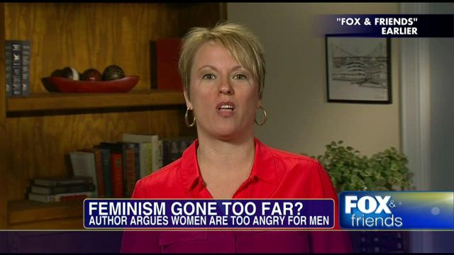 Fox News lends a hand to the White Men's Rights Movement