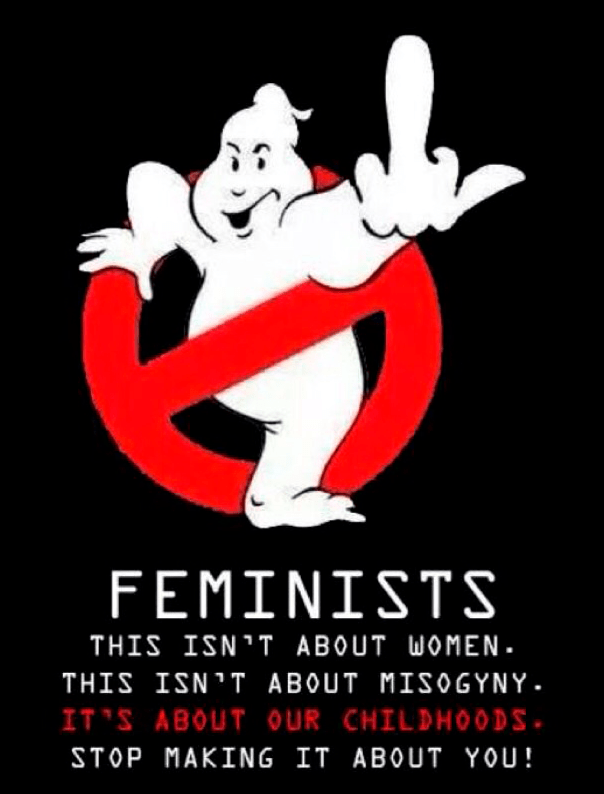 The Top 3 Reasons the All-Female Ghostbusters Will Suck, According to Some Dudes Who Hate Women