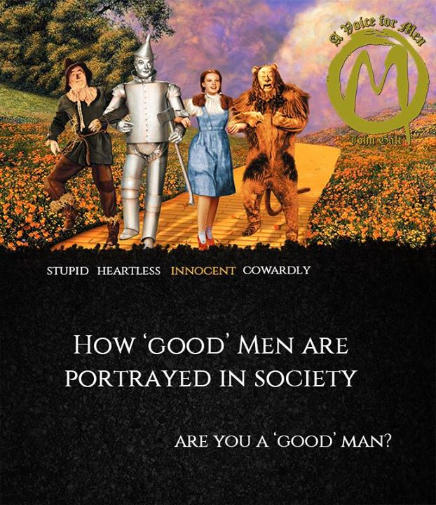 If they only had some sense: A Voice for Men gets the Wizard of Oz backwards (Memesplaining #2)