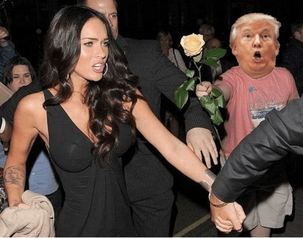 Gals! The repulsion you feel for Donald Trump could pay off big time!