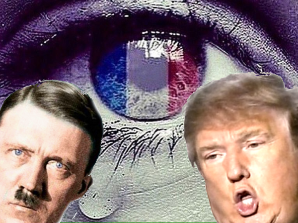 Fans of Trump and/or Hitler have been quick to exploit the tragedy in Nice