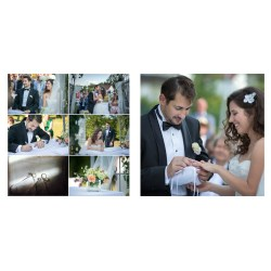 Small Crop Of Wedding Photo Album