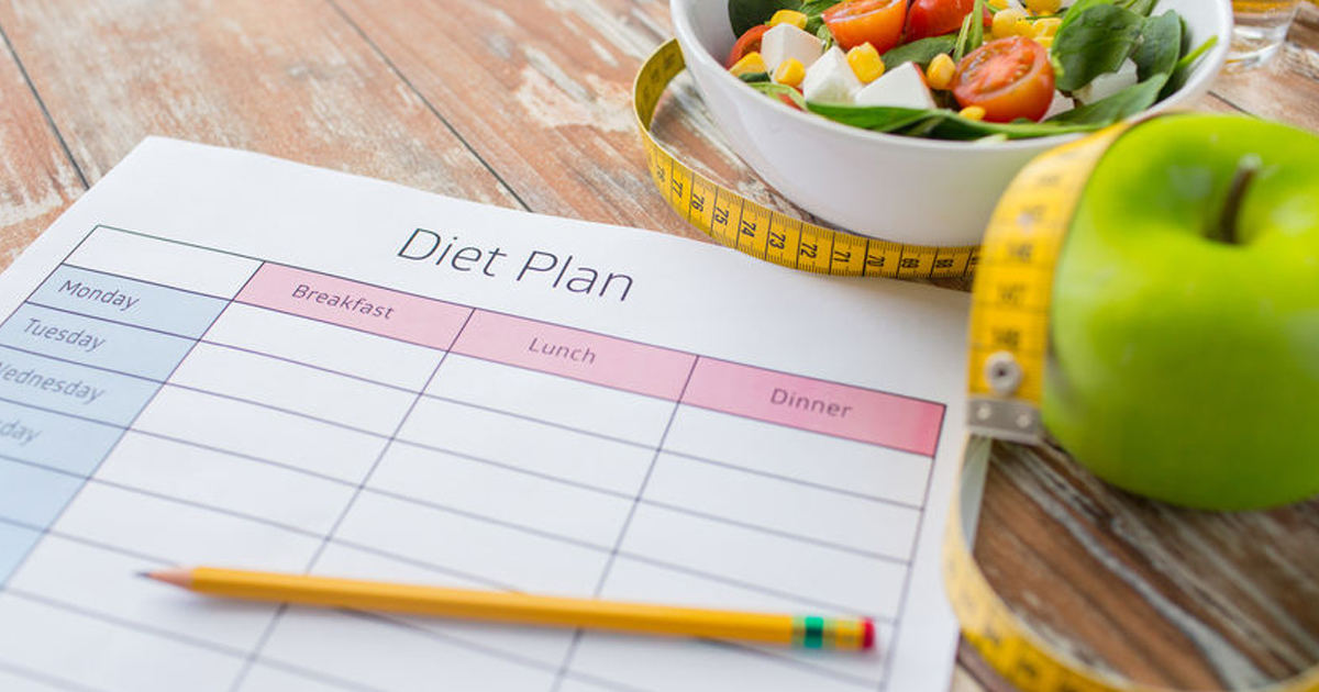 How to Plan a Diet for Weight Loss - Weight Loss Resources