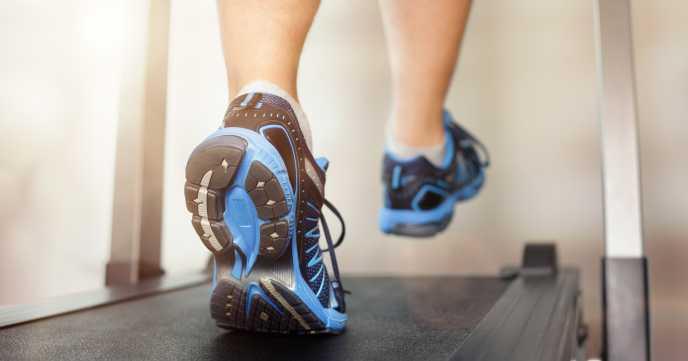 Treadmill Running vs Road Running - Weight Loss Resources