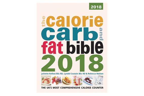 Calorie Carb  Fat Bible