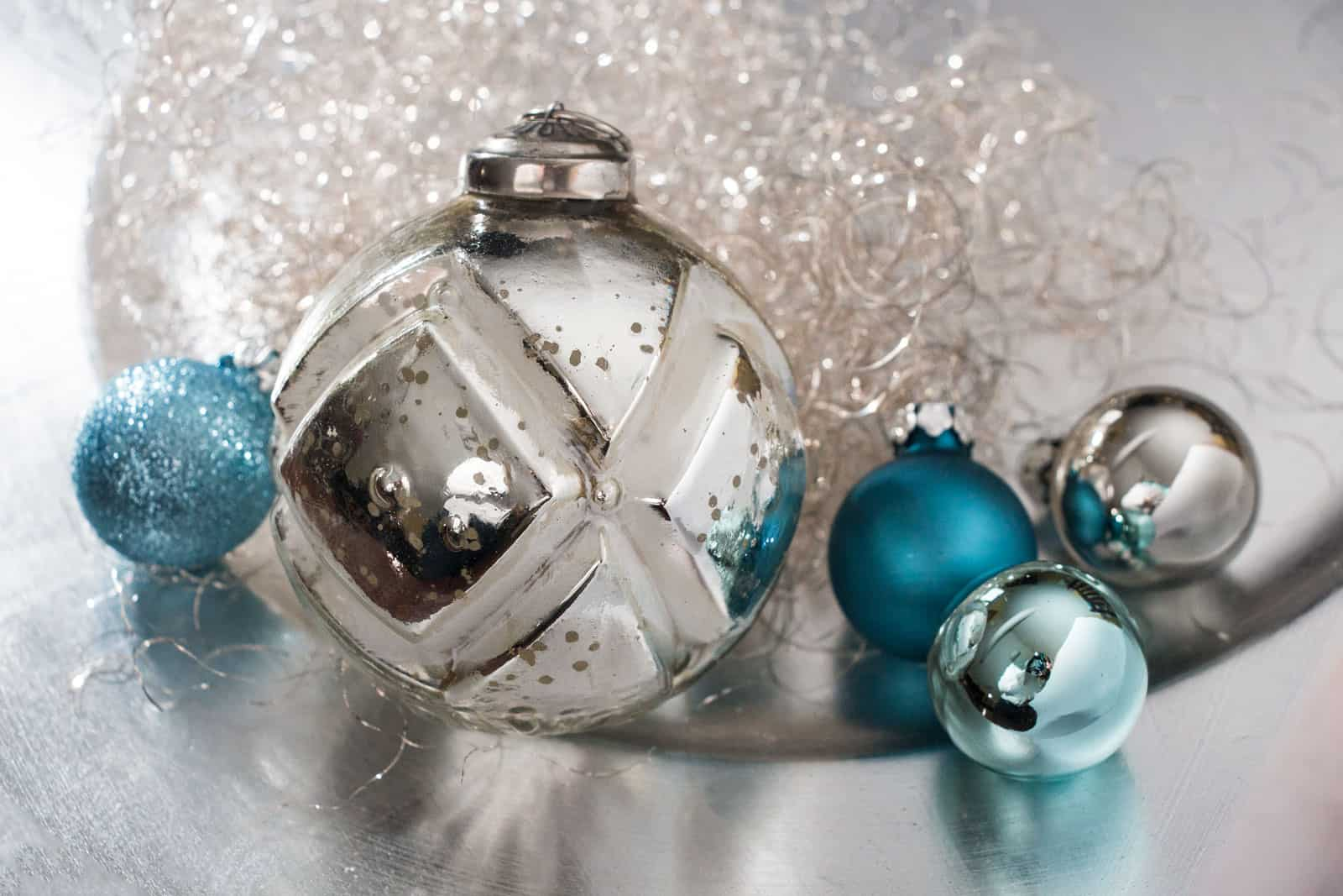 Wallpaper Hd Mickey Mouse Weihnachtskugeln Blau Christbaumkugeln In Blaut 246 Nen