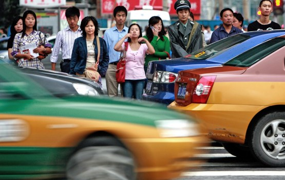 Chinese Drivers Aim to Kill Pedestrians