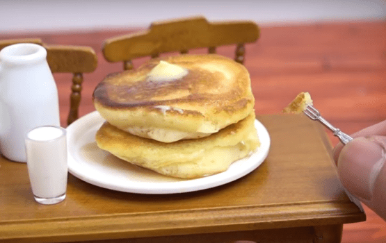 Miniature Meals Taking Over YouTube in Japan