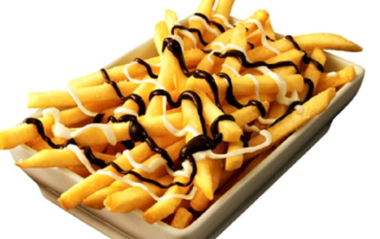McDonald's Introduces Chocolate Covered Fries In Japan