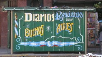 les rues Buenos Aires
