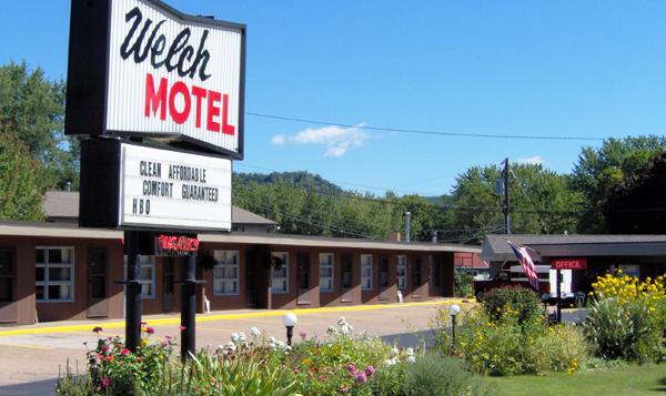 Welch Motel, La Crosse, Wisconsin