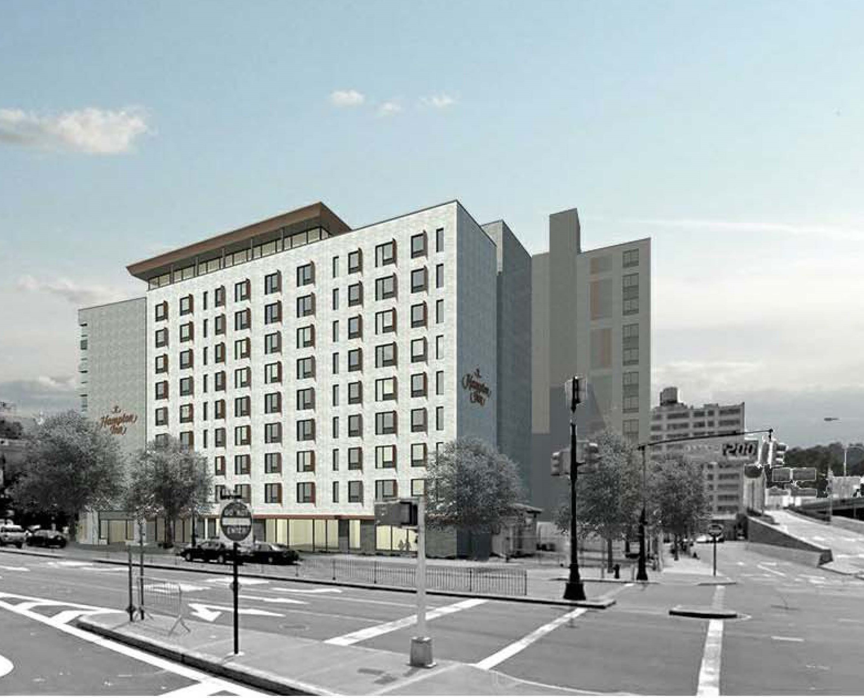 Another Hotel Coming To The South Bronx Along With 2 More Affordable Housing Buildings