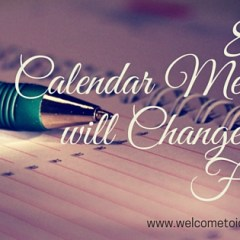 8 Ways Calendar Meetings will Change your Family