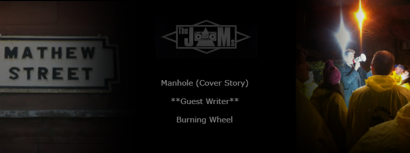 Manhole (Cover Story) by Burning Wheel \u2013 Welcome To The Dark Ages