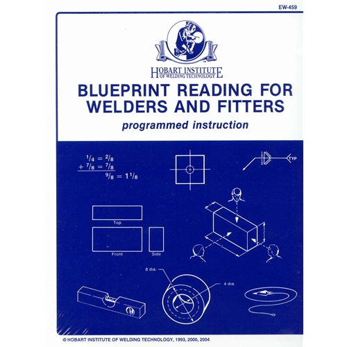 Blueprint Reading for Welders and Fitters - Hobart Institute of - reading blueprints