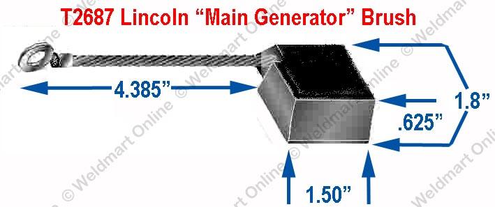 Brushes Lincoln Parts Repair Parts Weldmart Online