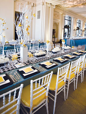 Top Tips for Decorating Your Wedding Reception Tables