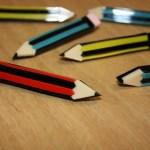 Pencil Badges