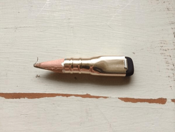 When you know its time to buy a new Blackwing Pearl (via @writingarsenal)