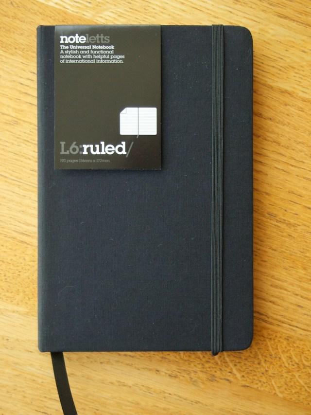 Noteletts L6 Ruled