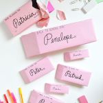 Eraser Gift Packaging