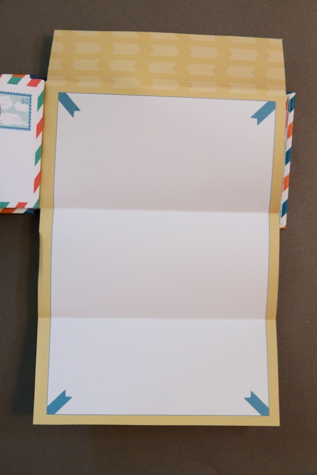 Letters To My Future Self Unfolded Letter/Envelope
