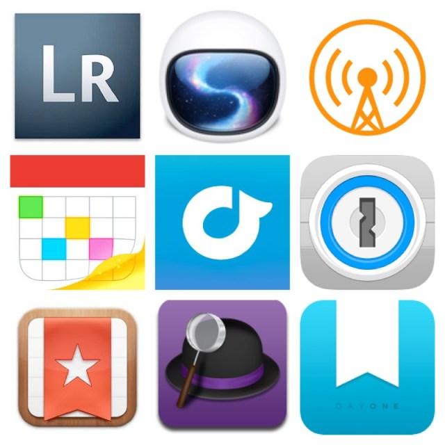 apps on my desktop