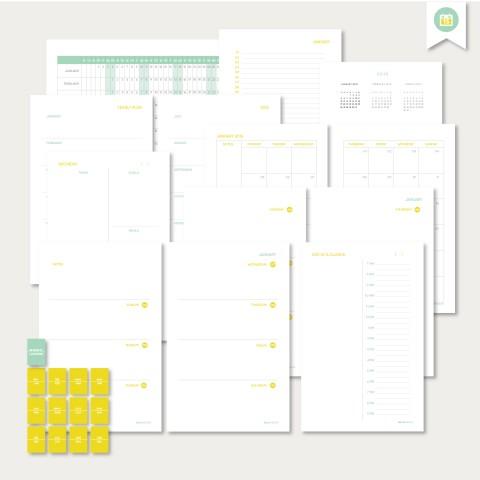 Passion planner kickstarter 2014