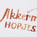 Ink Review: P.W. Akkerman #22 Hopjesbraun