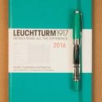 Planner Review: Leuchtturm1917 2016 Planner