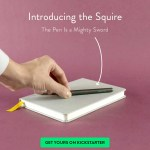 Kickstarter: Baron Fig Squire Pen