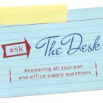 Ask The Desk: Landscape Notebooks
