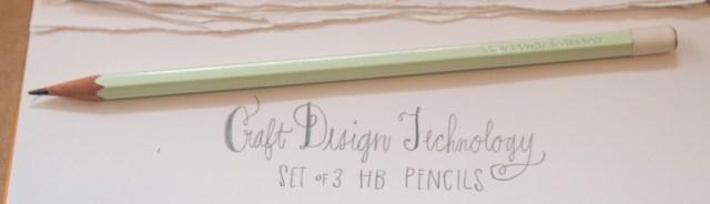 CDT HB Pencils