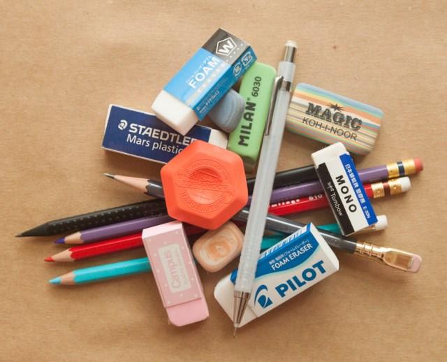 Eraser Off