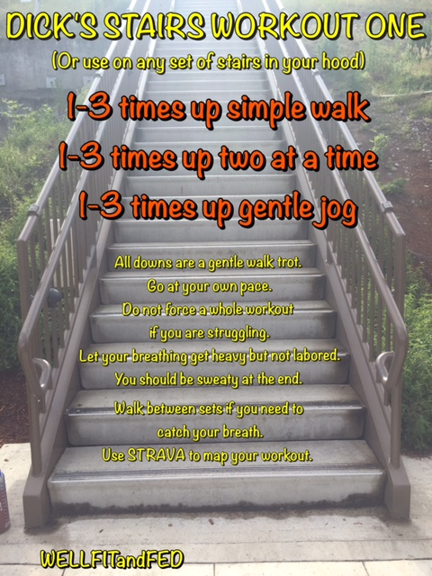 Get Fit Fast Eight Stairs Workouts To Kick Your Heiny