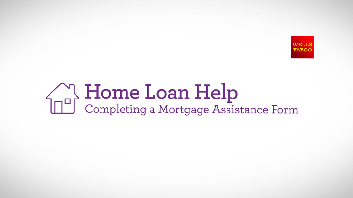 Learn How to Complete a Mortgage Assistance Form