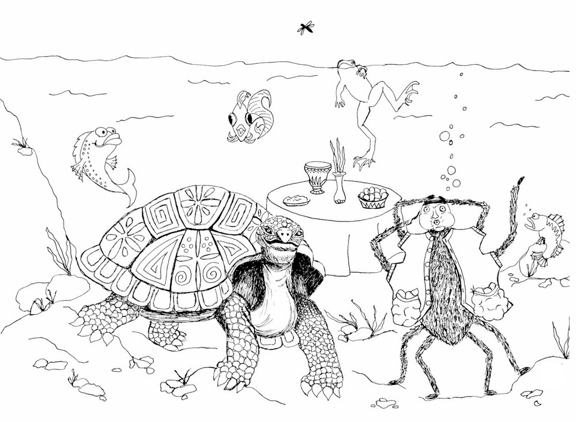 Sahara Desert Coloring Pages - Democraciaejustica