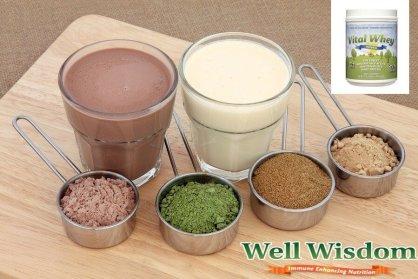 Whey Protein vs Pea Protein