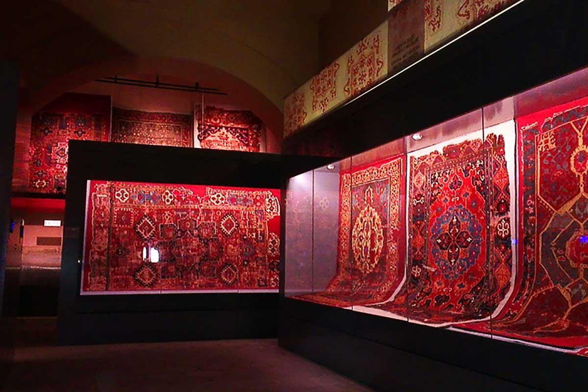Carpet Museum Istanbul