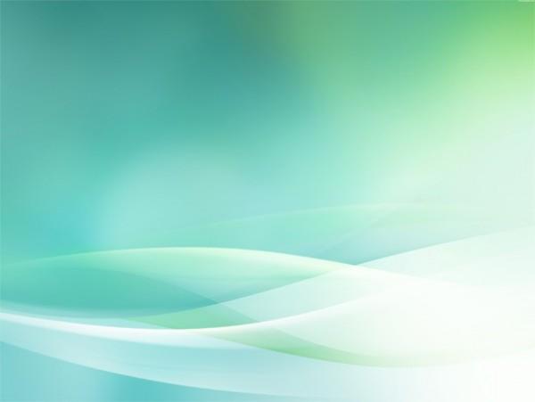 Fresh Green Waves Transparent Background JPG - WeLoveSoLo